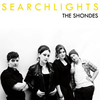 Shondes Searchlights LP/CD