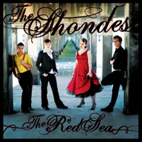 Shondes The Red Sea CD