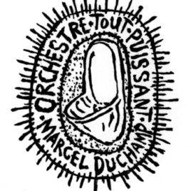 Orchestre Tout Puissant Marcel Duchamp 'OTP' CD
