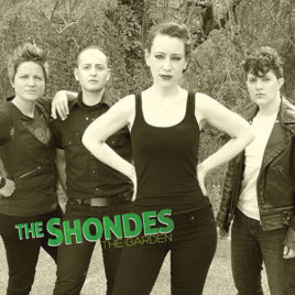 SHONDES 'The Garden' CD