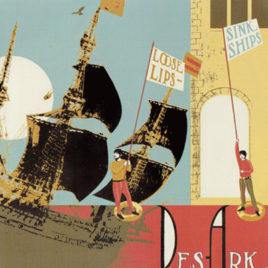 DES ARK 'Loose lips sink ships' LP