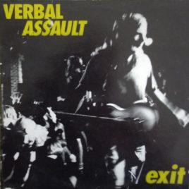 VERBAL ASSAULT 'Exit' 10″