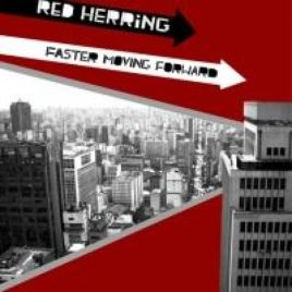 RED HERRING 'Faster moving forward' LP