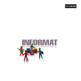 TELEMARK 'Informat' LP