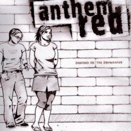 ANTHEM RED 'Dancing On The Dishwasher' LP