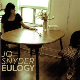 JO SNYDER 'Eulogy' 7″