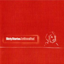 SIXTY STORIES 'Anthem Red' LP