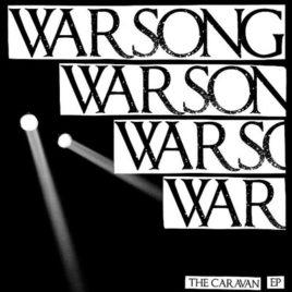 WARSONG 'THE CARAVAN EP' 12″