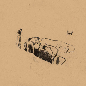 Kurws 'All That Is Solid Melts Into Air' LP