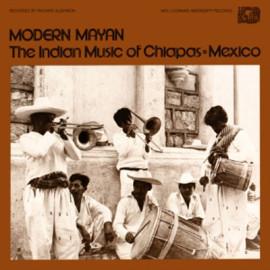 VARIOUS ARTISTS 'MODERN MAYAN' LP