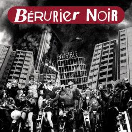 BERURIER NOIR 'Invisible' LP