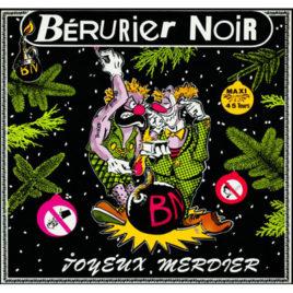 BERURIER NOIR 'Joyeux Merdier' MLP