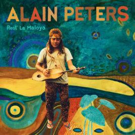 ALAIN PETERS 'Rest' La Maloya' LP