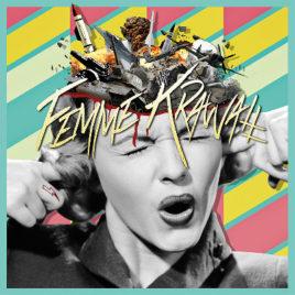 FEMME KRAWALL s/t LP