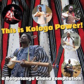 VA – THIS IS KOLOGO POWER' CD