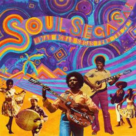 SOUL SEGA SA Compilation LP