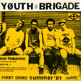YOUTH BRIGADE 'First Demo' 7″