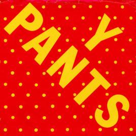 Y PANTS s/t LP