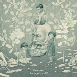 HOWIE REEVE 'Not so secret garden' LP